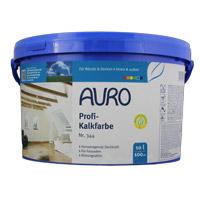 Auro Profi-Kalkfarbe Nr. 344 10 Liter Weiß