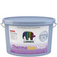 Caparol ThermoSan NQG 12,5L Mix Fassadenfarbe Nano-Quarz-Gitter